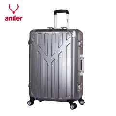Antler/安特丽铝镁合金拉杆箱行李箱 万向轮 20寸男女商务出行休闲登机旅行箱 A802