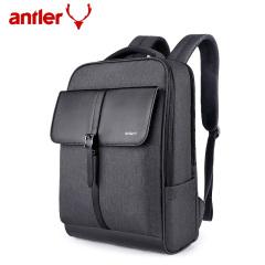 antler/安特丽新款都市精英男士双肩背包商务休闲旅行书包电脑包
